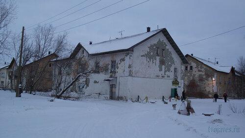 Фото города Инта №2826  Коммунистическая 2, 3, 4 и 5 31.01.2013_13:31