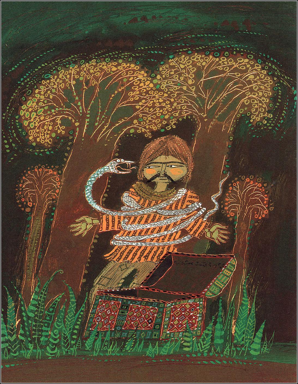Эльчин Мамедов, Азербайджанские сказки