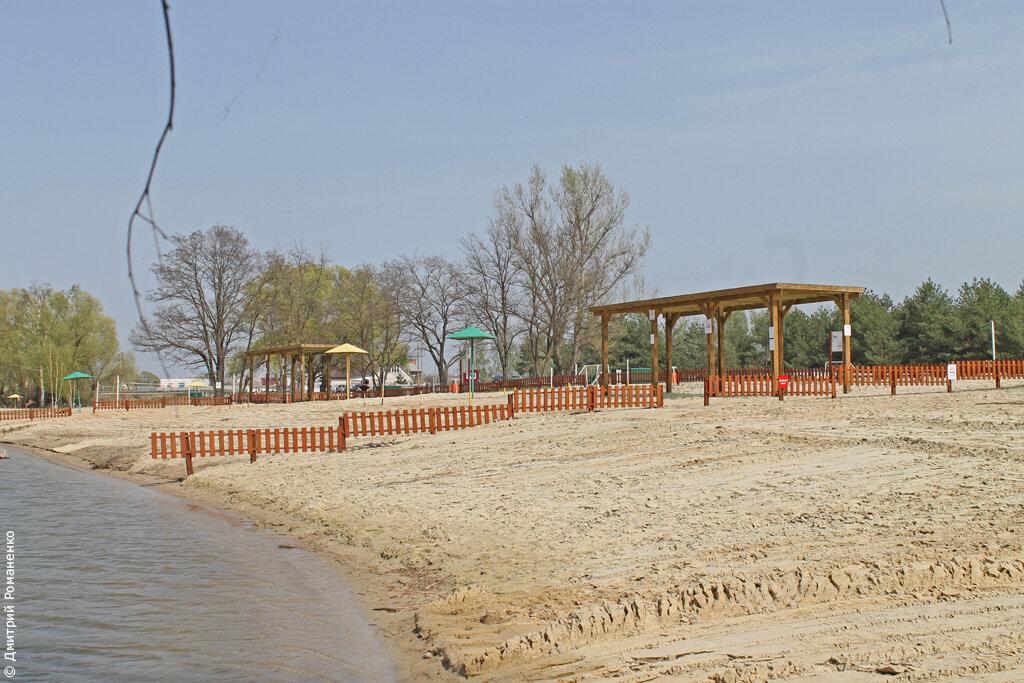 нижний ольшанец пляж отдых