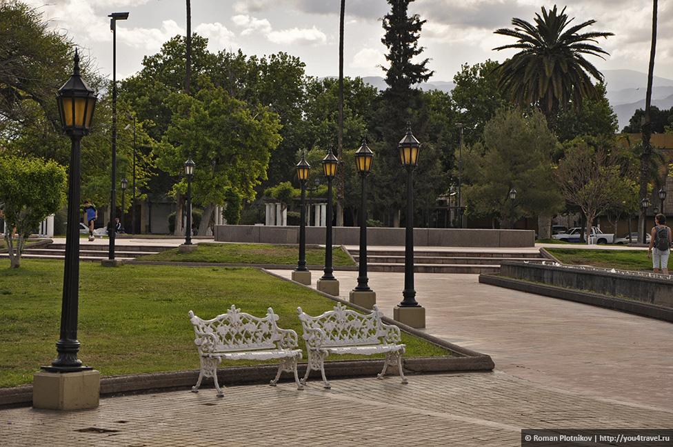 0 240372 3be5554e orig День 391 393. Главная площадь Мендосы, старое кладбище и мате