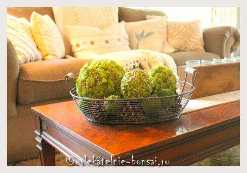 декоративные шары своими руками