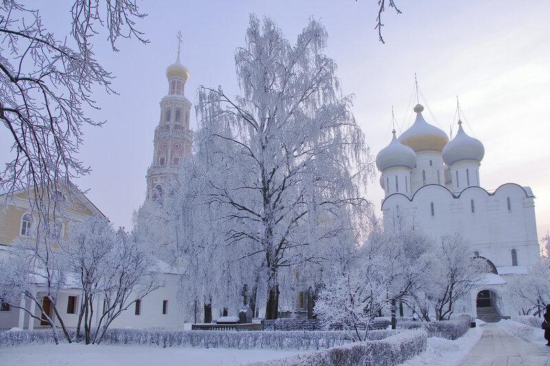 Сказка в Новодевичьем