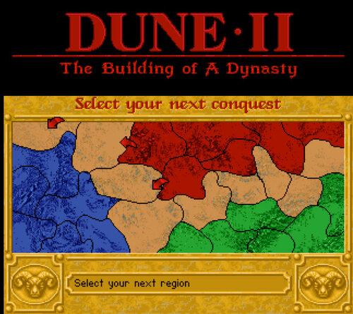 Dune 2 Online