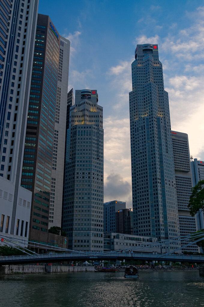 Сингапур. Город, не устающий удивлять.