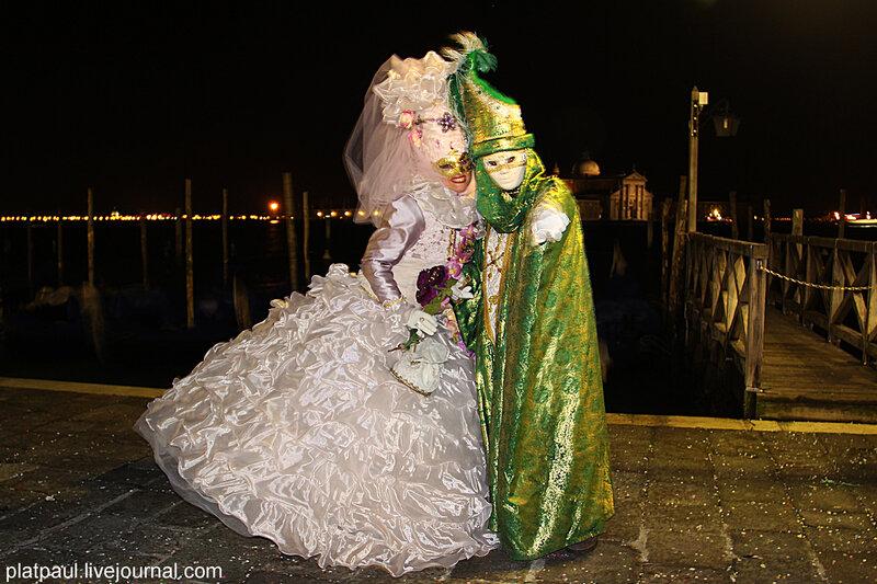 Венеция и карнавал