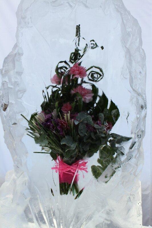 Зимняя выставка цветов на Певческом поле