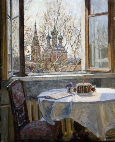 Смирнов Сергей Иванович. Светлое Воскресенье.