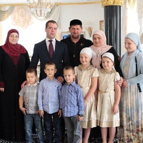 Медни Мусаевне Кадыровой
