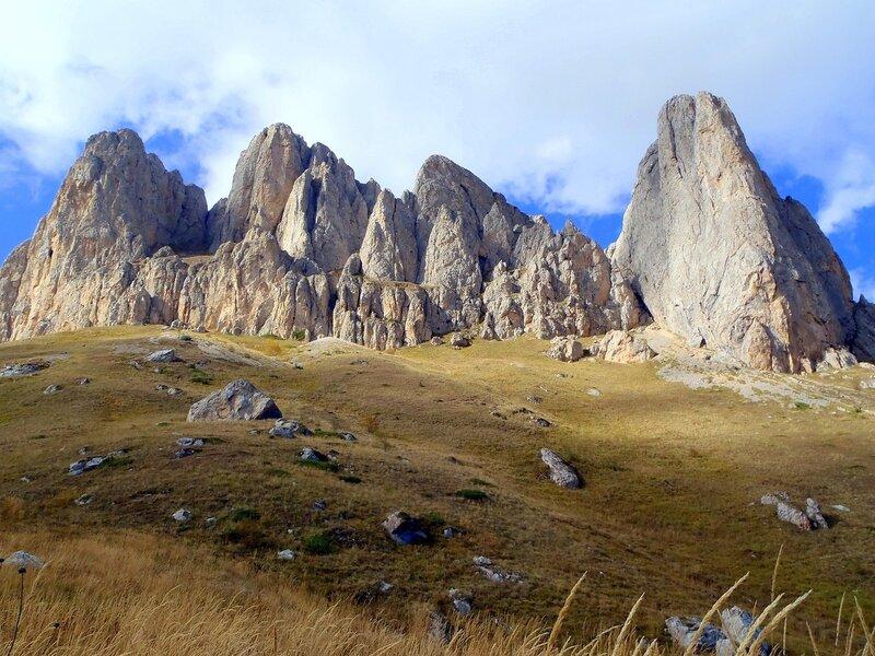 Фотографии Светланы Левады, Кавказ, сентябрь 2012