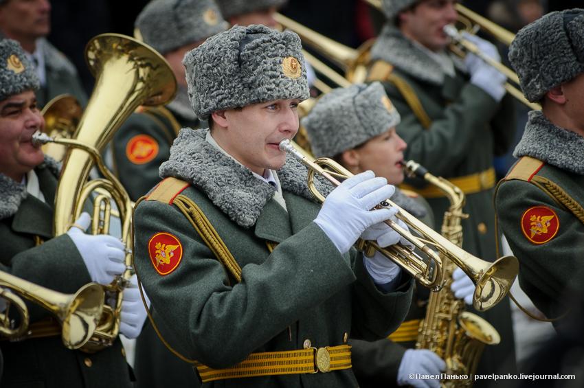 #Сталинград70 Волгоград Сталинград оркестр Панько