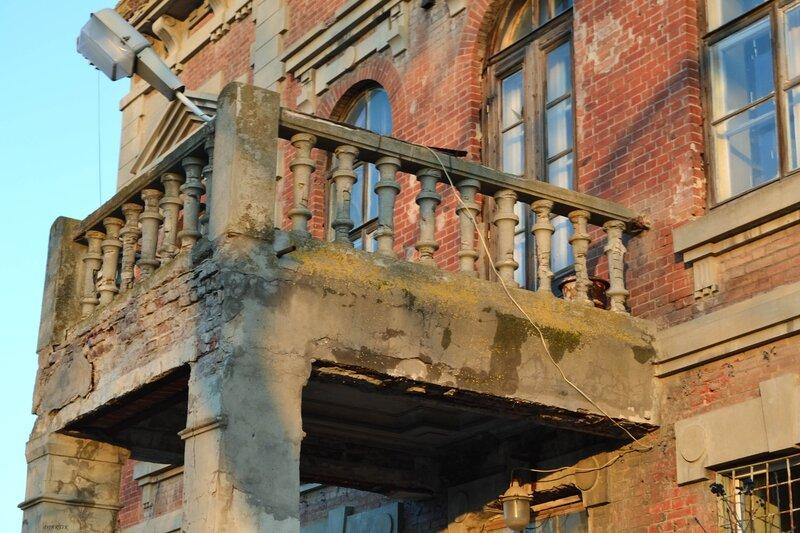 Царицынский балкончик.