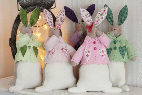 кролики тильда