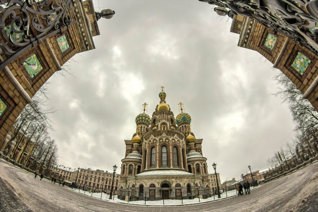 Февраль,Зима.Санкт-Петербург
