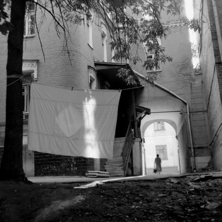 Михеев Г. А. Москва 80-х