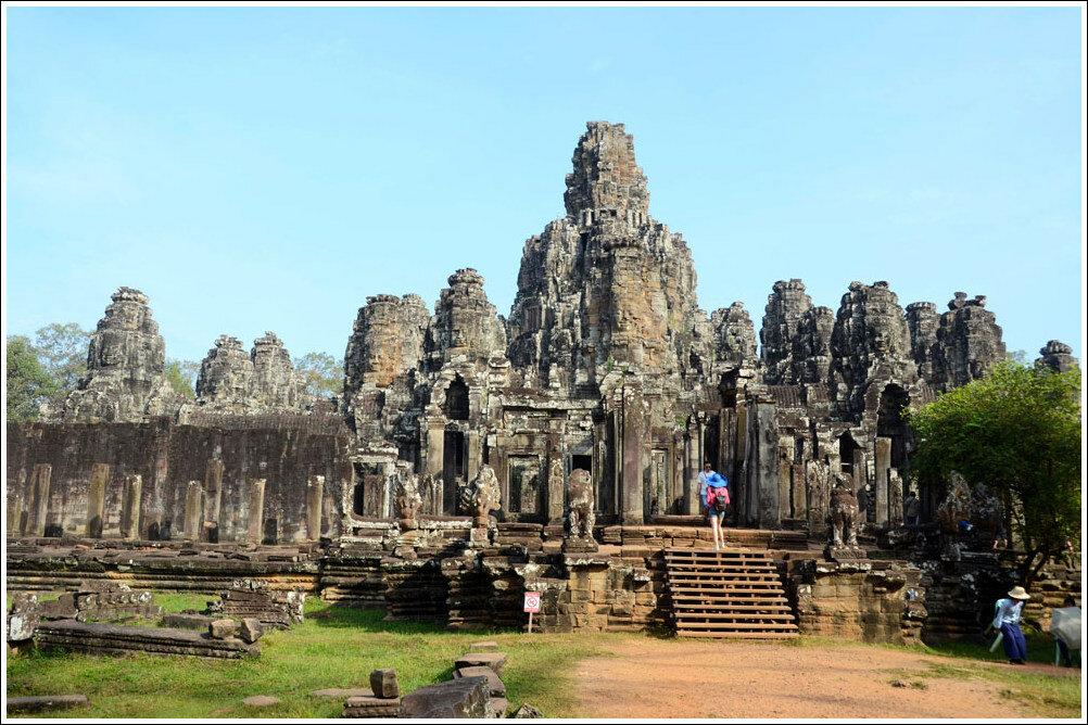 Если Ангкор Ват покоряет