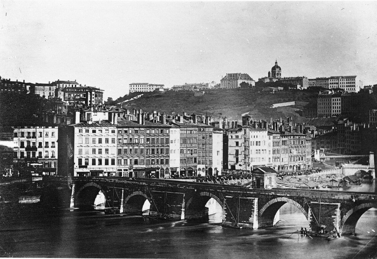 1840. Каменный мост