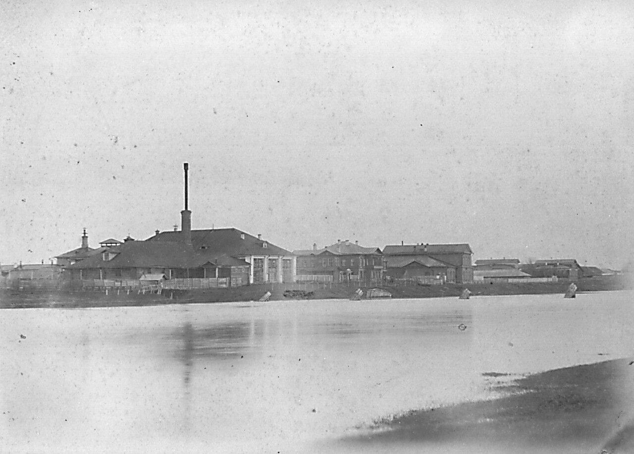 Пивоваренный и винокуренный завод братьев Первушиных
