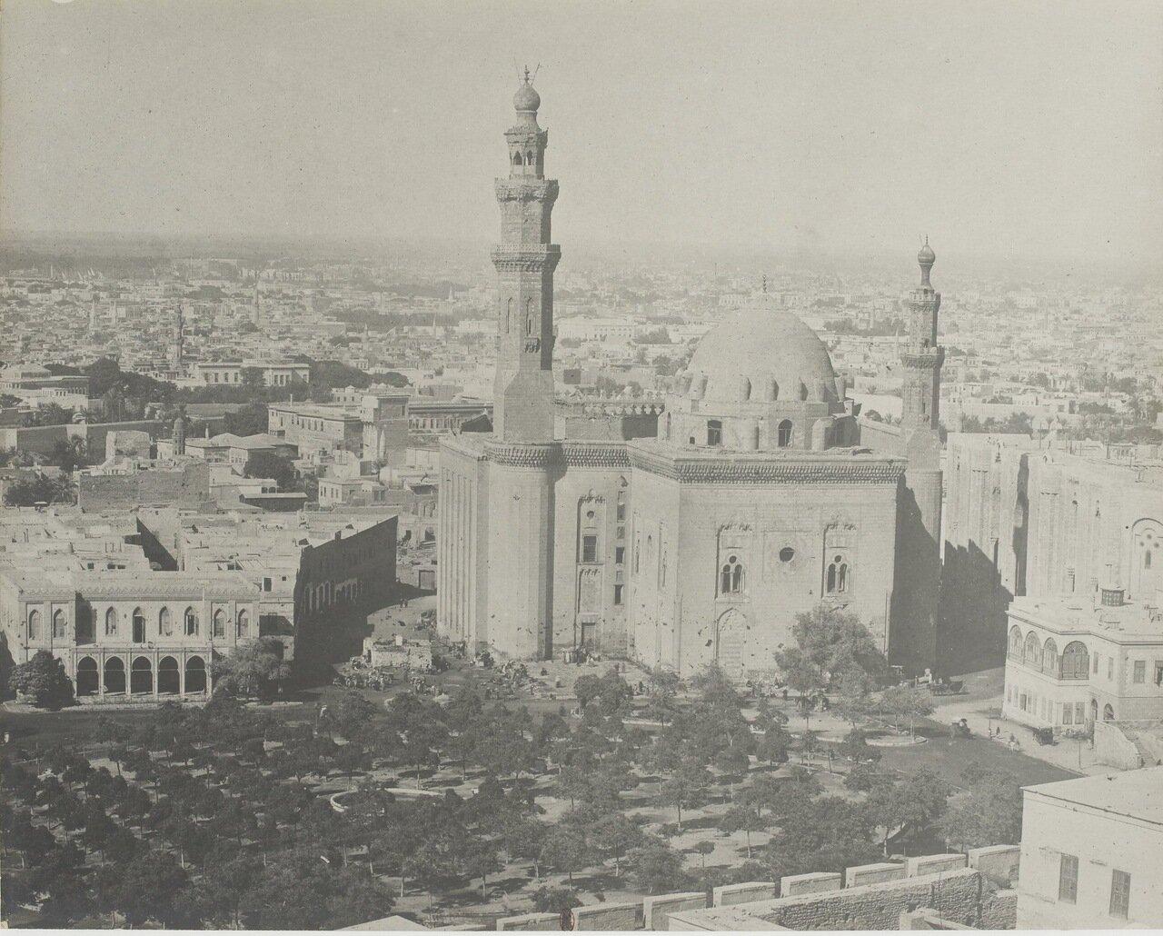 Каир. Медресе султана Хасана