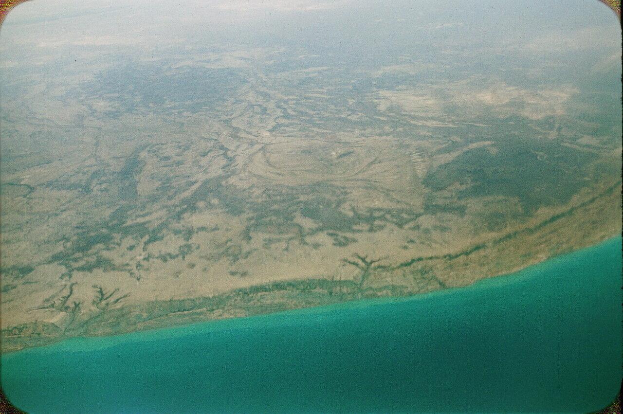 17. Берега Аральского моря
