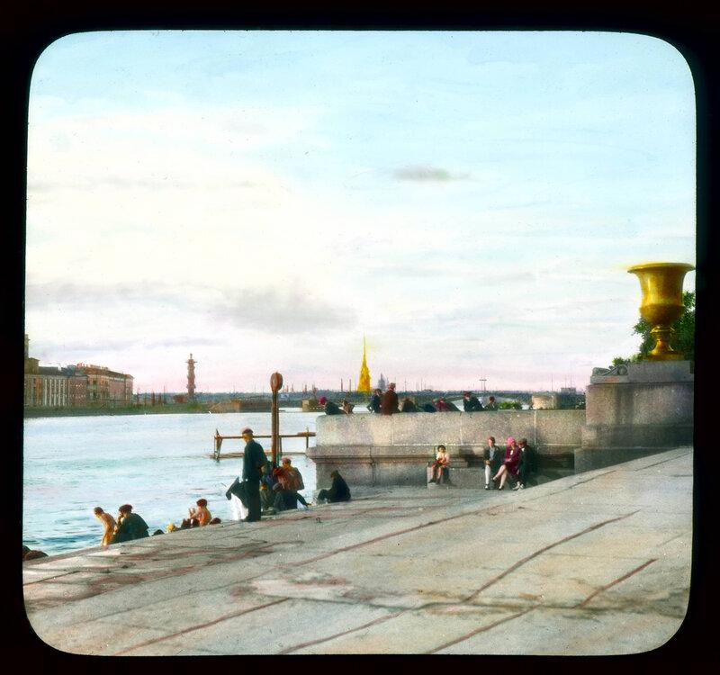 Санкт-Петербург. Адмиралтейская набережная
