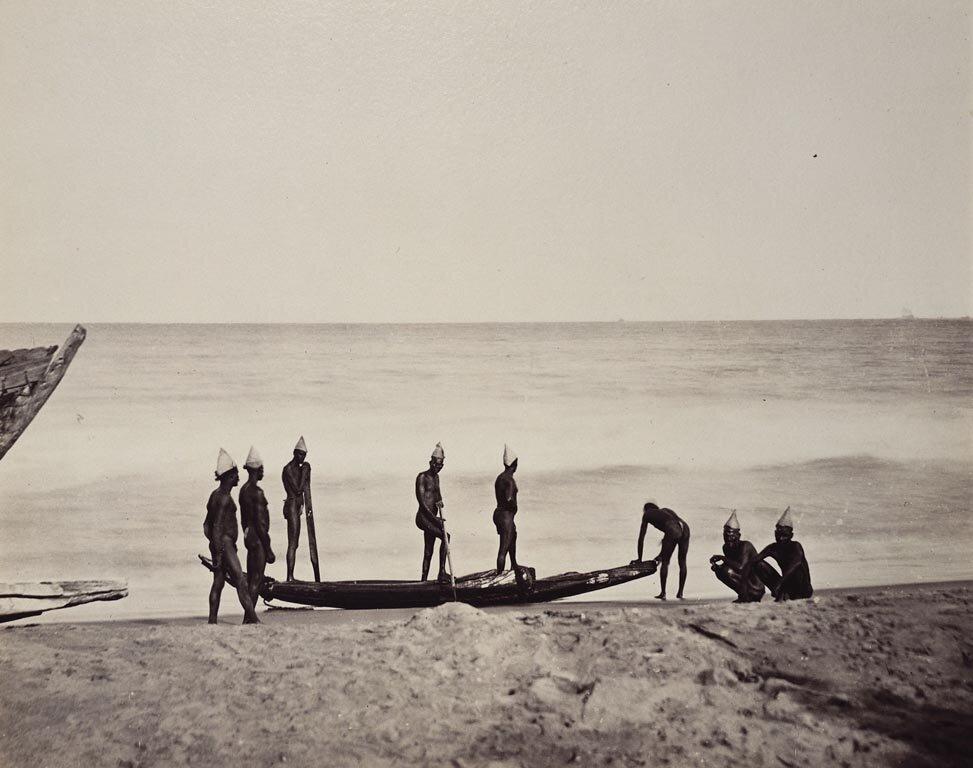 Рыбаки Мадраса