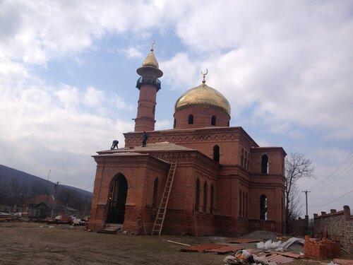Мечеть с.Эльхотово.