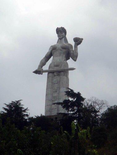 Закаблуцкая Елена, Мать Грузия