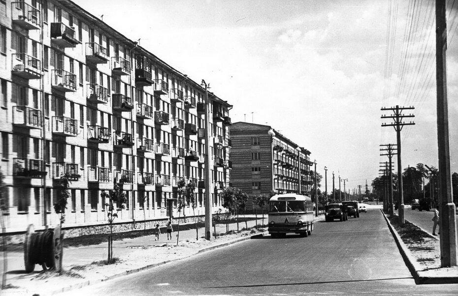1960.07. Соцгородок