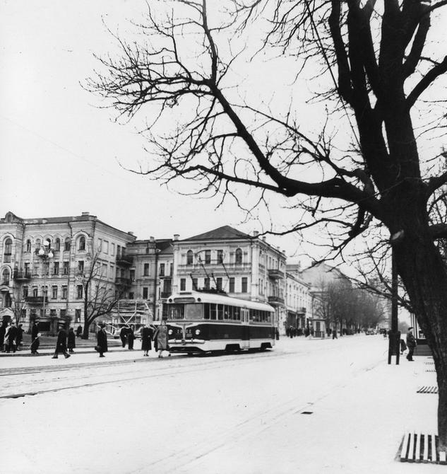 1956.04. Улица Владимирская