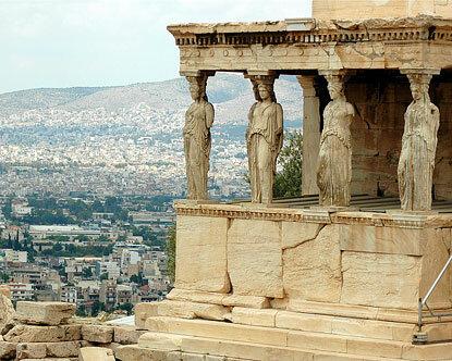 Греция туры из Омска
