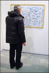 Выствка . Манеж. 2013. Петербург 20-летие