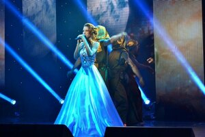Молдову на Евровидении представит Алёна Мун