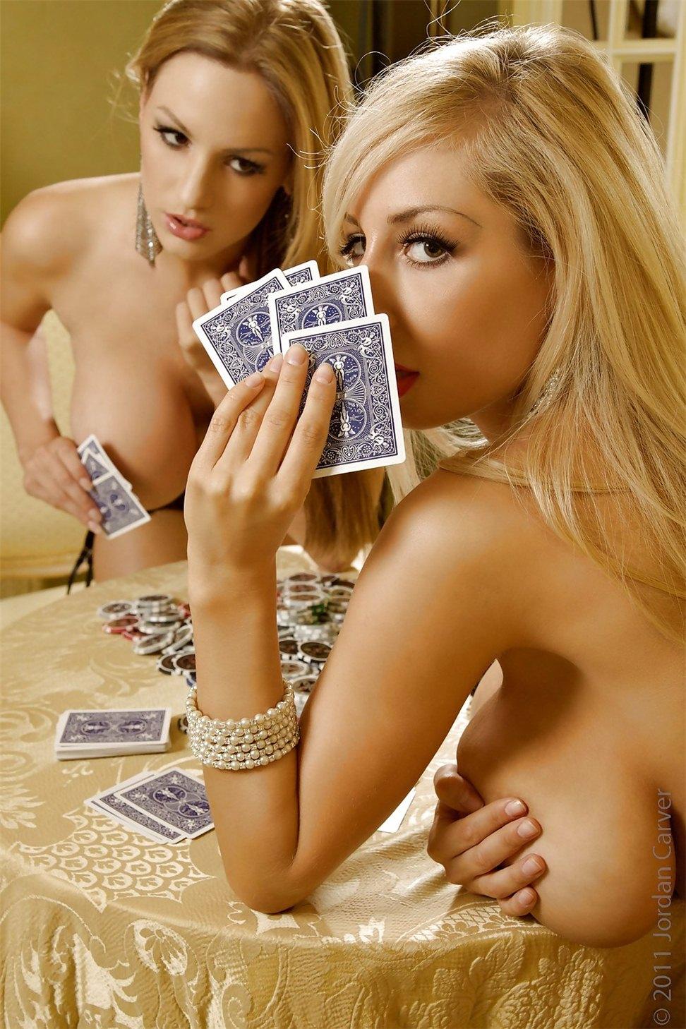 фото парень играет с блондинкой в карты на раздевание сектор, например, мог