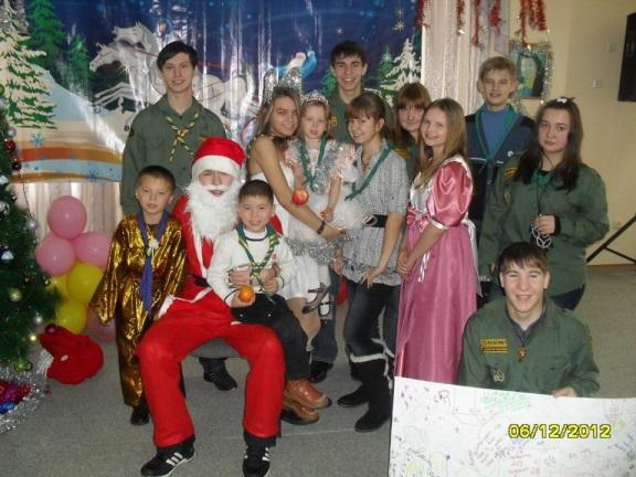 Посещение «Детской деревни» в Павлодаре