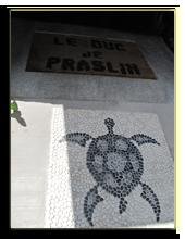 Сейшелы. О. Праслин. Le Duc de Praslin
