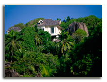 Сейшелы. О. Маэ. Banyan Tree Seychelles. GuestRoom_IntendancePoolVilla_At_Hill_Top