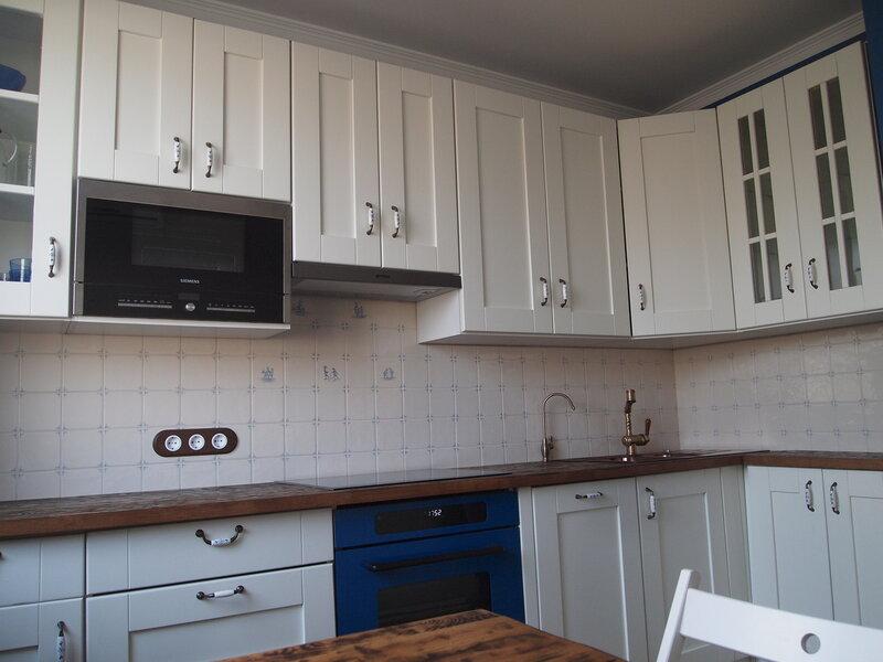 Угловая кухня №3100Х1300