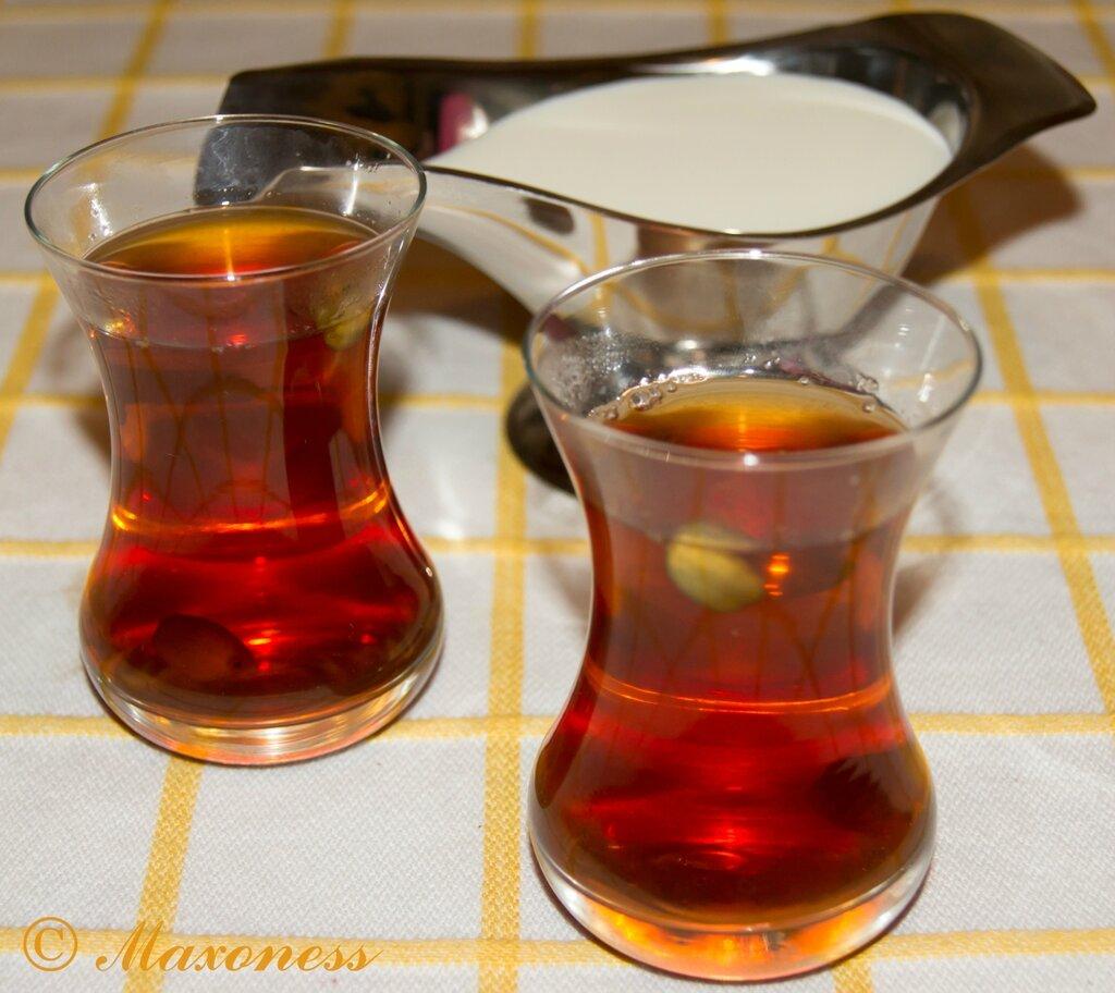 Чай с кардамоном. Индийская кухня