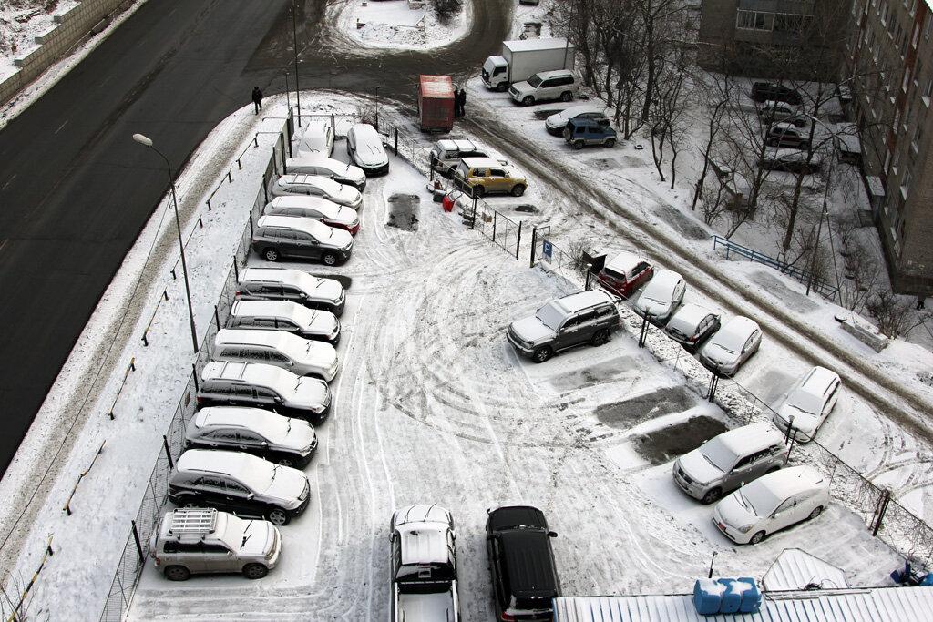 Жизнь в России:Владивосток