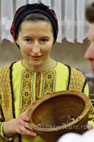 Украинские новогодние посиделки