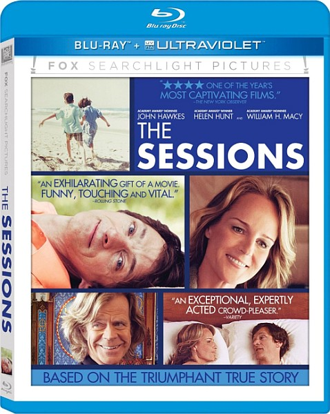 Суррогат / The Sessions (2012) BDRip 1080p / 720p + HDRip