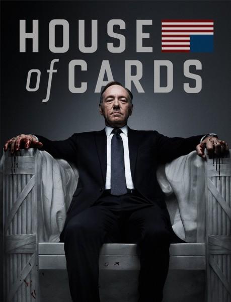 Карточный домик / House of Cards (1 сезон/2013/WEBRip)