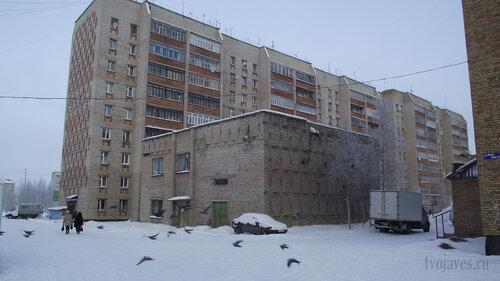 Фото города Инта №3456  Мира 59 и 59а 10.02.2013_12:53