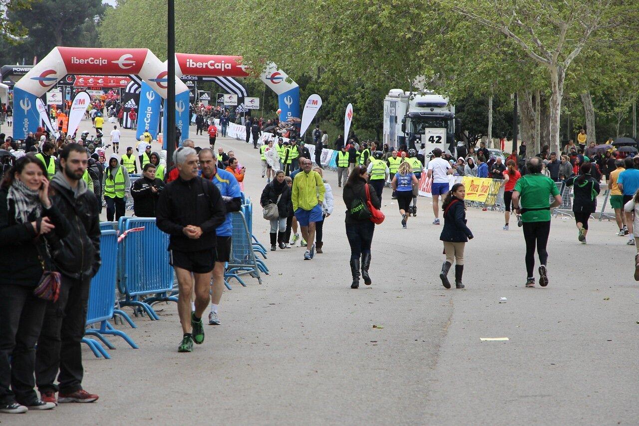 Madrid. Rock and Roll marathon. 2013. Rock-n-Roll Marathon Madrid
