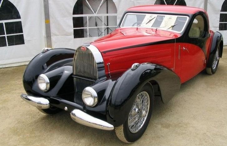 Когда Bugatti Type 57SC Atlantic находился в разработке, мало кто думал, что будет построено всего ч