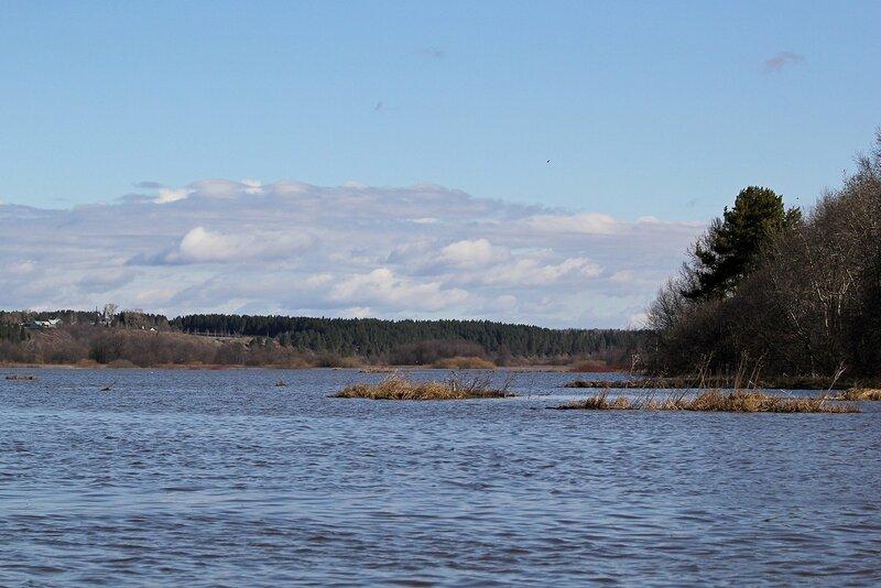 Озеро Просное
