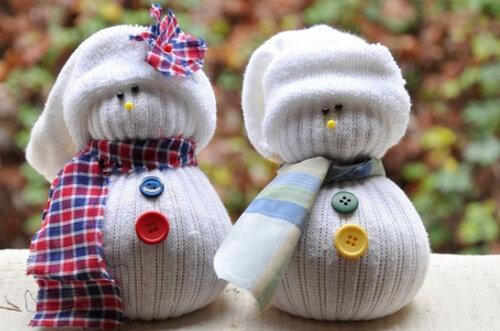 Снеговики5
