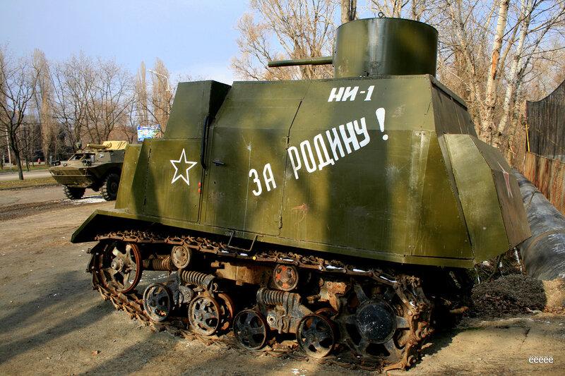 Про хитрые танки и проржавевшие скрепы...
