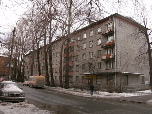 Сердобольская ул. 43