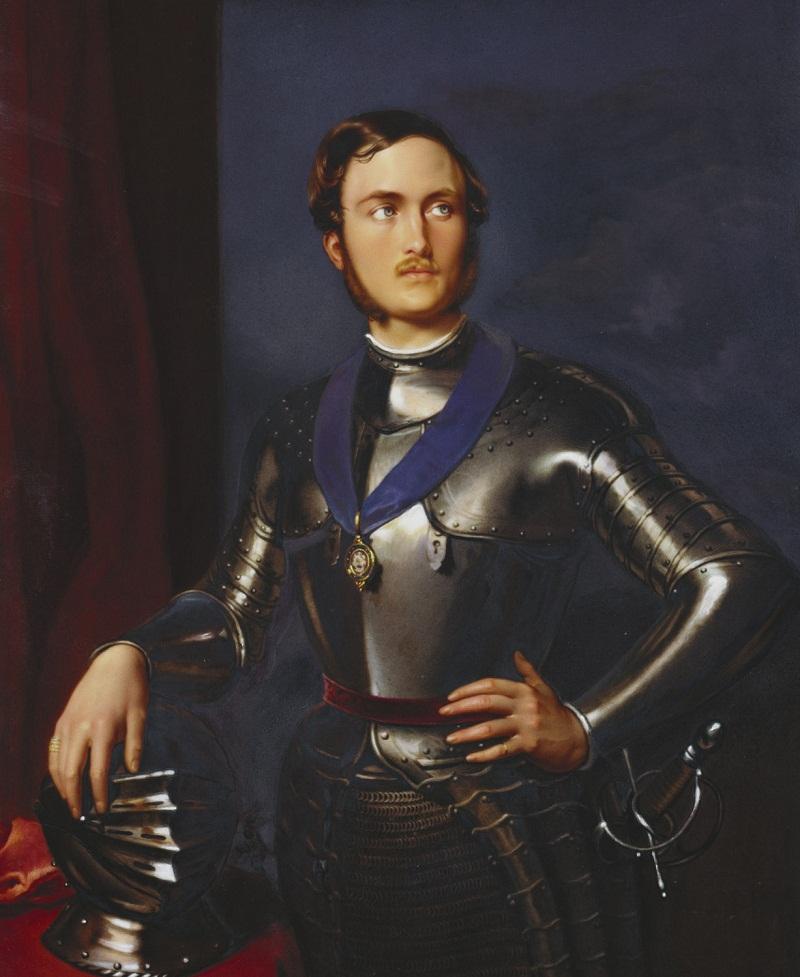 Людвиг Грюнер (1801-1882)Джевел-шкаф  1851